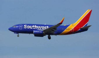 Southwest Profits and Revenues Are Up But Shares Take A Fall